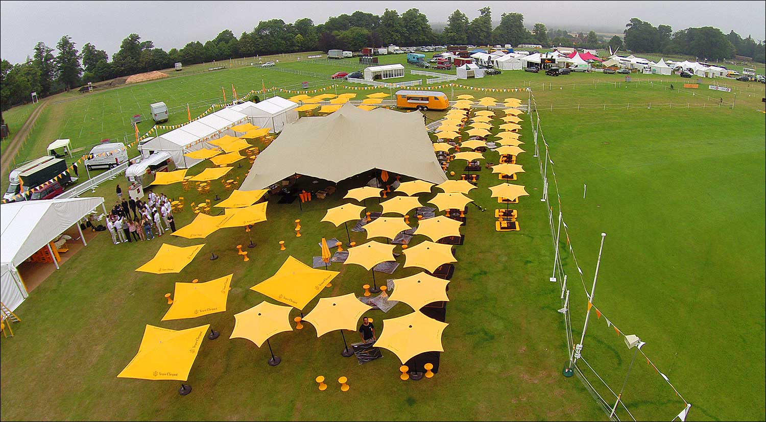 Aerial Photography for Events